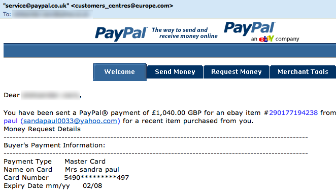 how to change your paypal email address on ebay