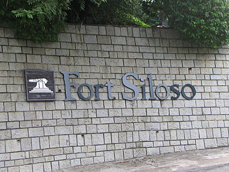"""ng historical place sa Sentosa, maaring bigyan ng pansin ang """"Fort"""
