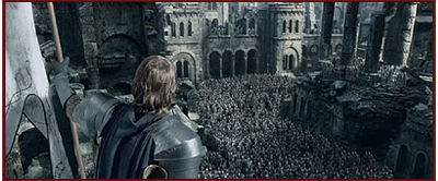 Liberation of Osgiliath