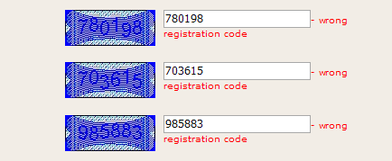 idiotic implementation of CAPTCHA system